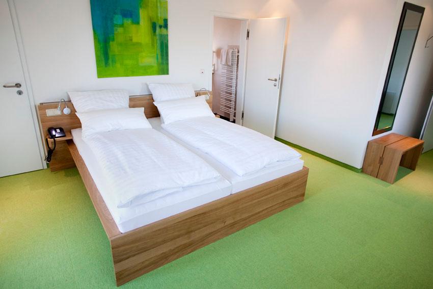 Grüne Suite