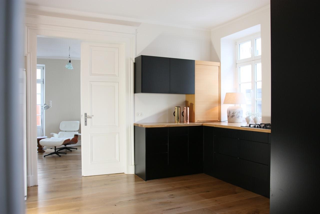 Bulthaup Küche in neuem Glanz
