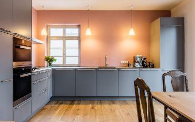 Küche Villa Anna