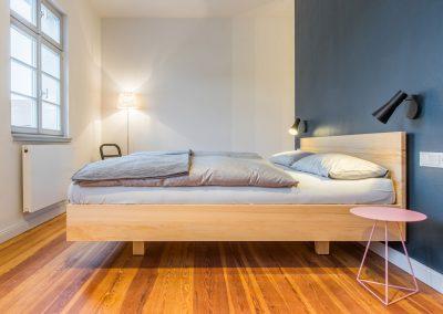 Haus Anna – Bett